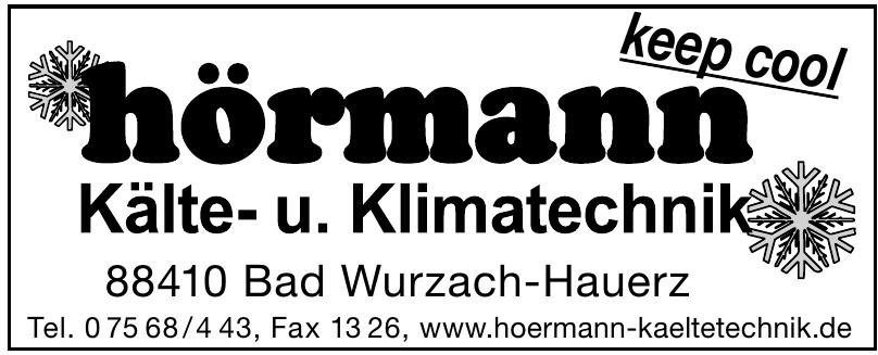 Hörmann Kälte- und Klimatechnik