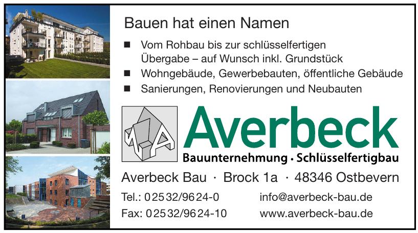 Averbeck Bau GmbH & Co.KG