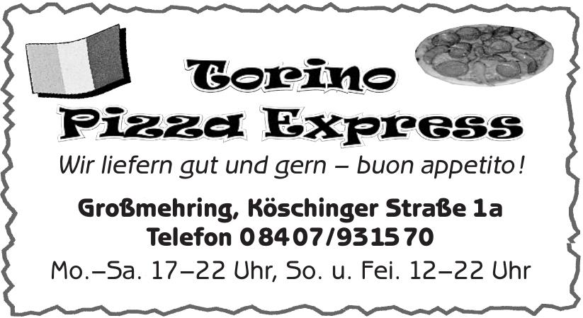 Torino Pizza Express