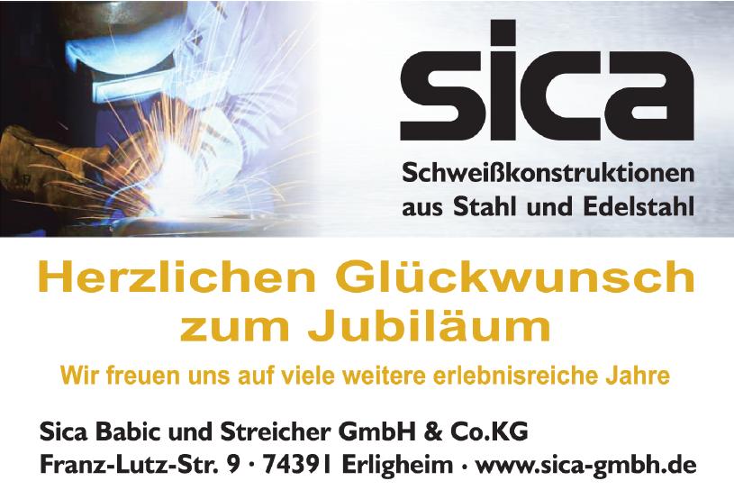 Sica Babic und Streicher GmbH & Co. KG