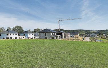 Eines von insgesamt drei Neubaugebieten in der Ortsgemeinde Kelberg: Hier finden Familien Heimat. In dem Luftkurort sind in den letzten drei Jahren über 30 Wohnhäuser neu entstanden. Fotos: Karl Heinz Sicken