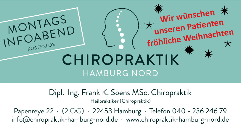 Chiropraktik Hamburg Nord