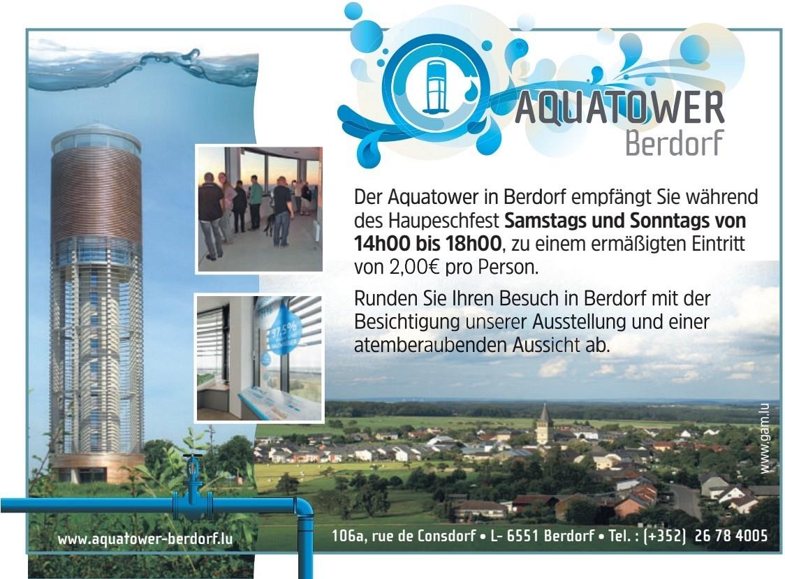 Aquatower Berdorf