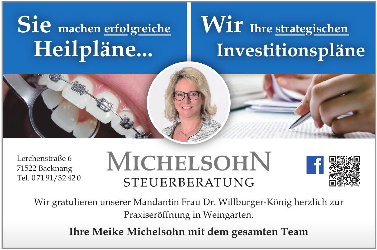 Michelsohn Steuerberatung