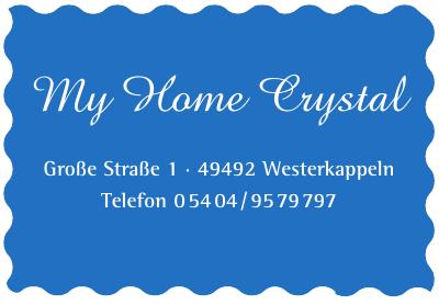My Home Crystal
