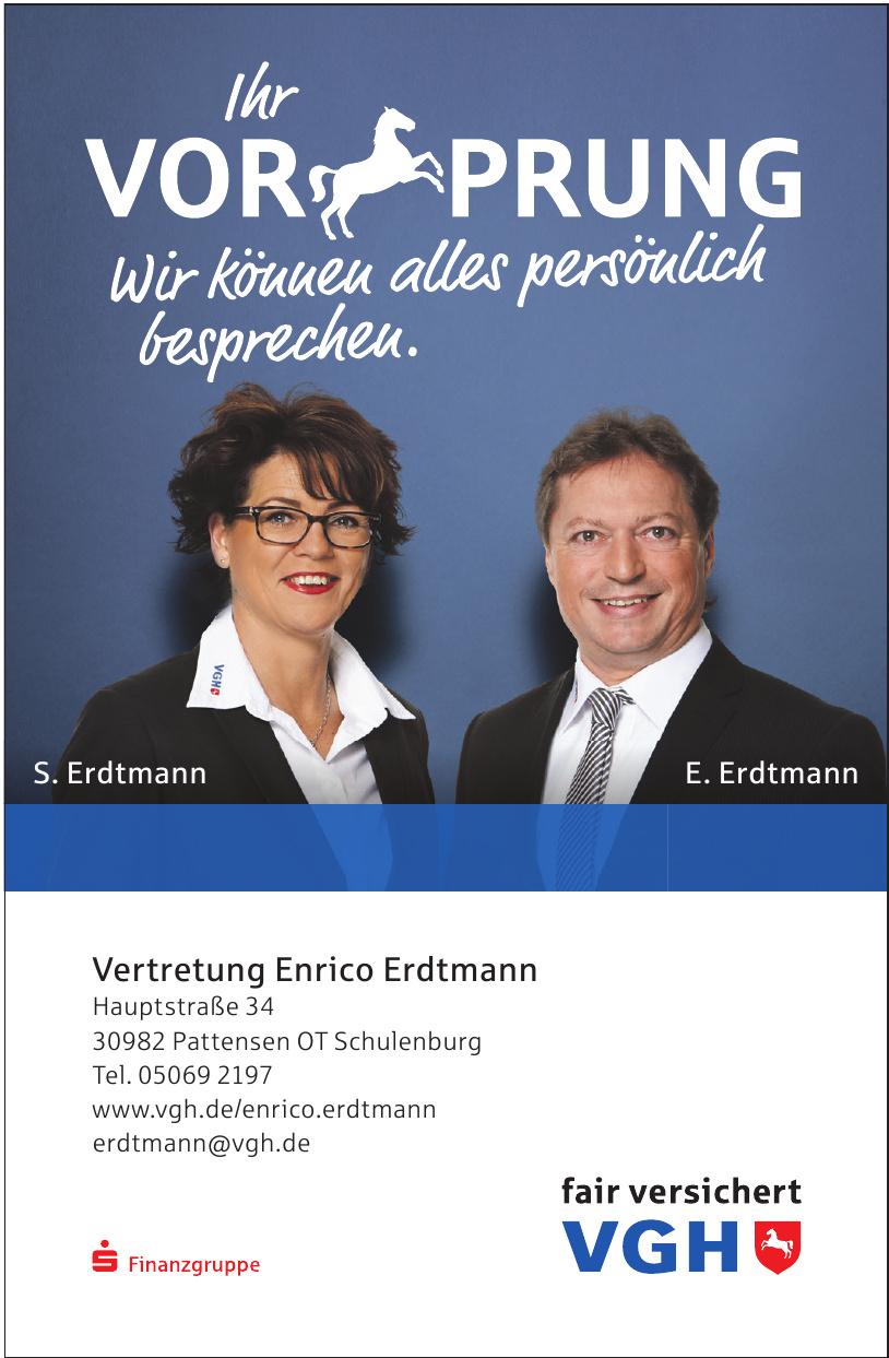 VGH Vertretung Enrico Erdtmann