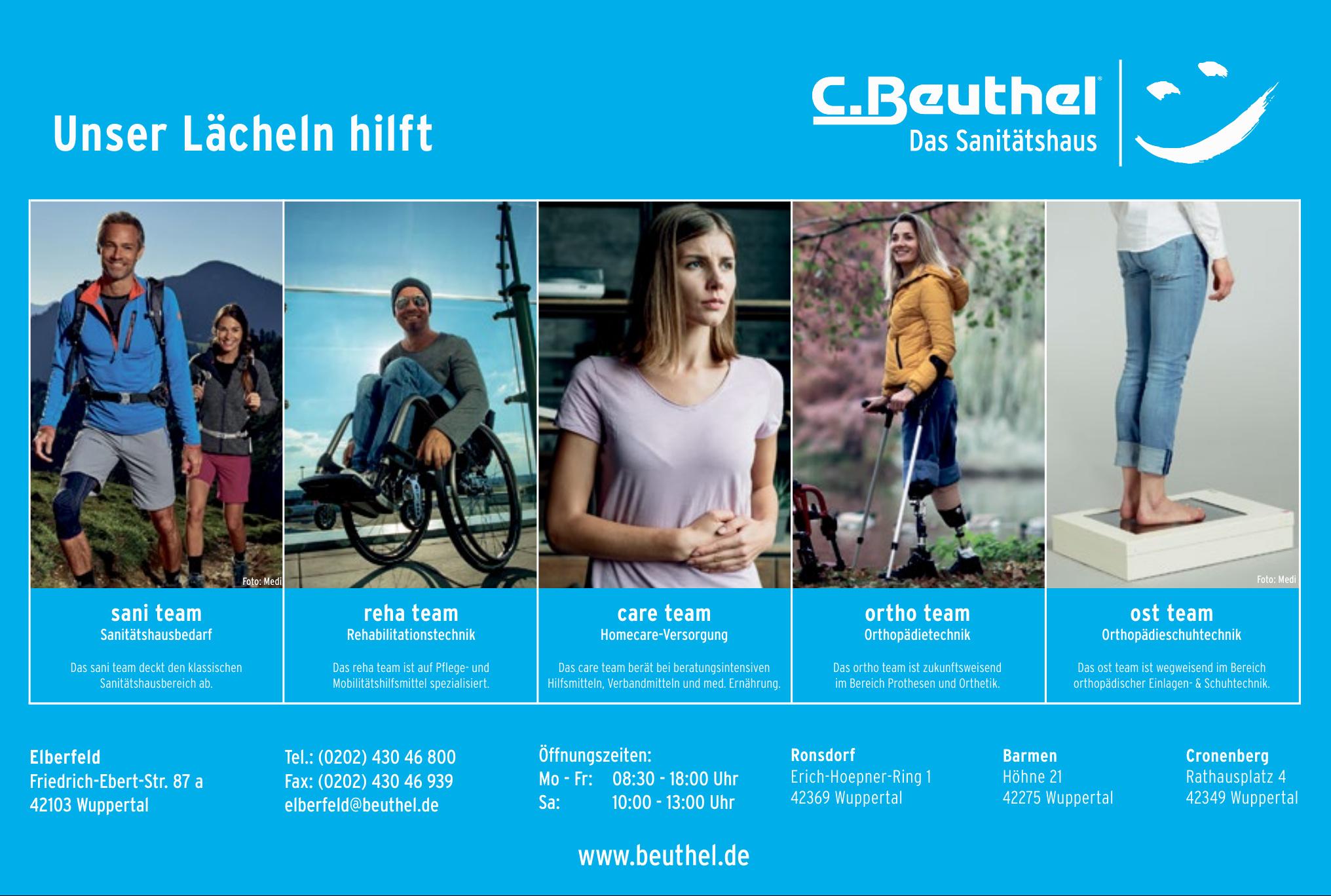 C. Beuthel Das Sanitätshaus