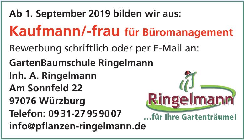 GartenBaumschule Ringelmann