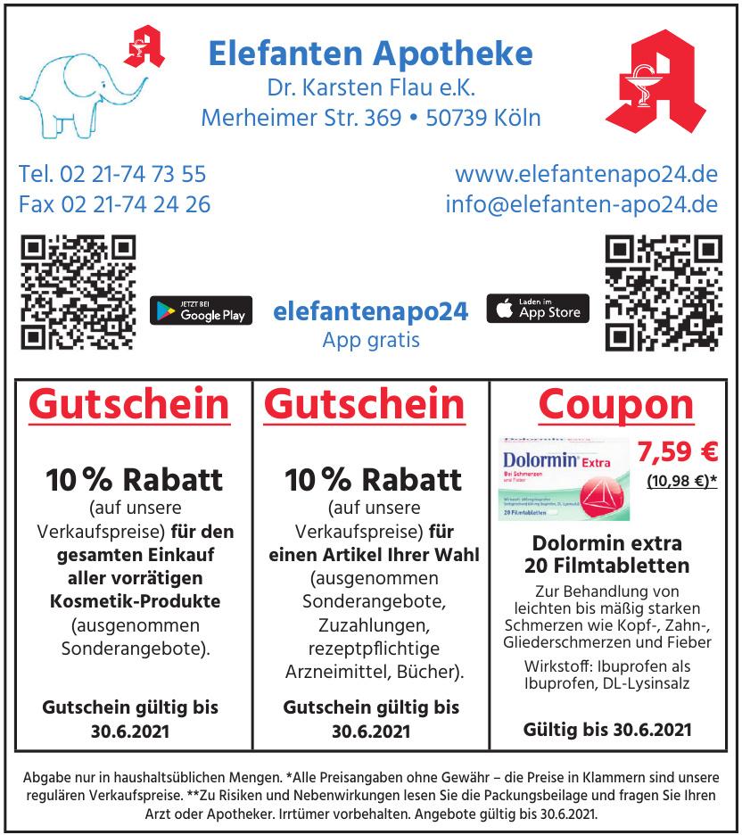 Elefanten Apotheke Dr. Karsten Flau e. K.