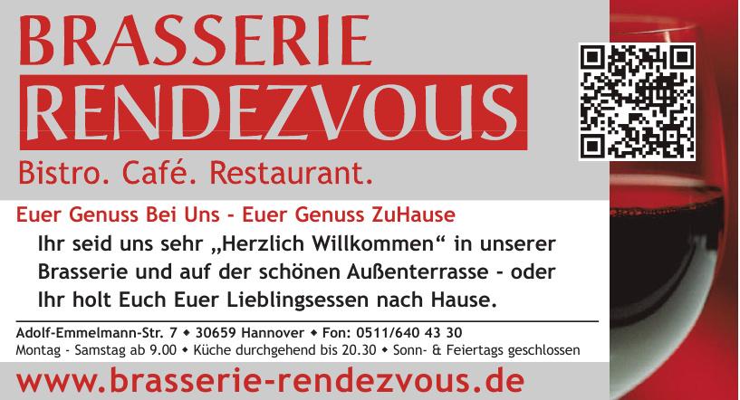 Brasserie Rendezvour