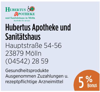 Hubertus Apotheke und Sanitätshaus