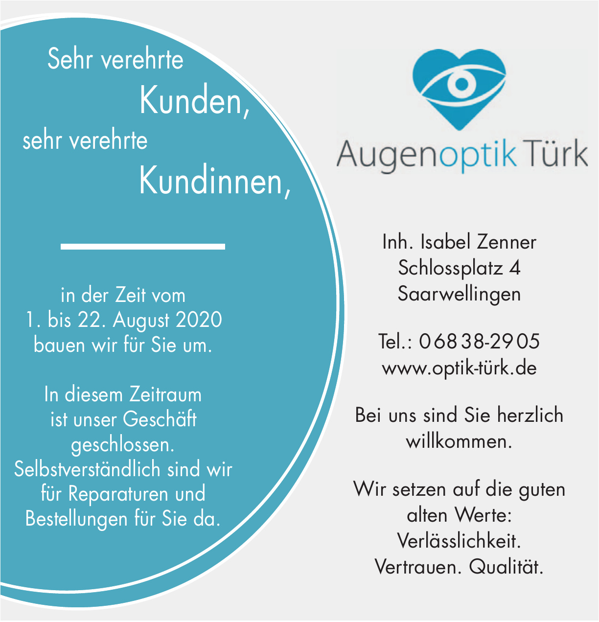 Augentoptik Türk