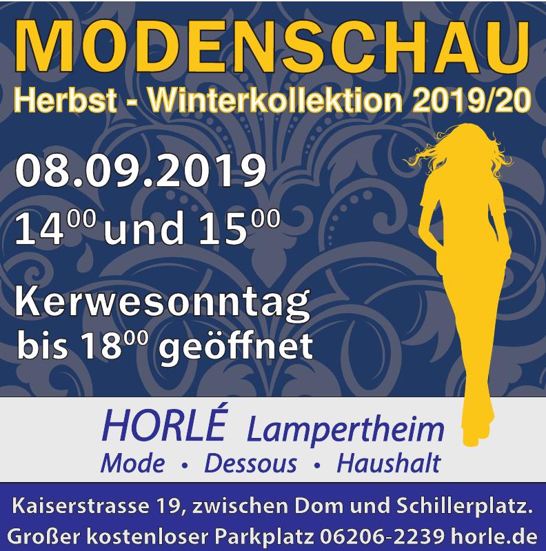 Horlé Lampertheim