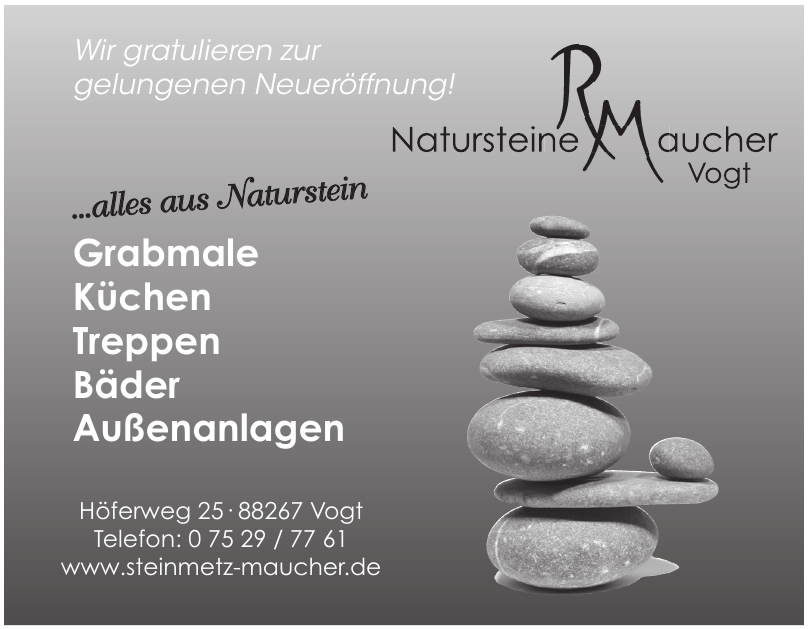 Natursteine Maucher