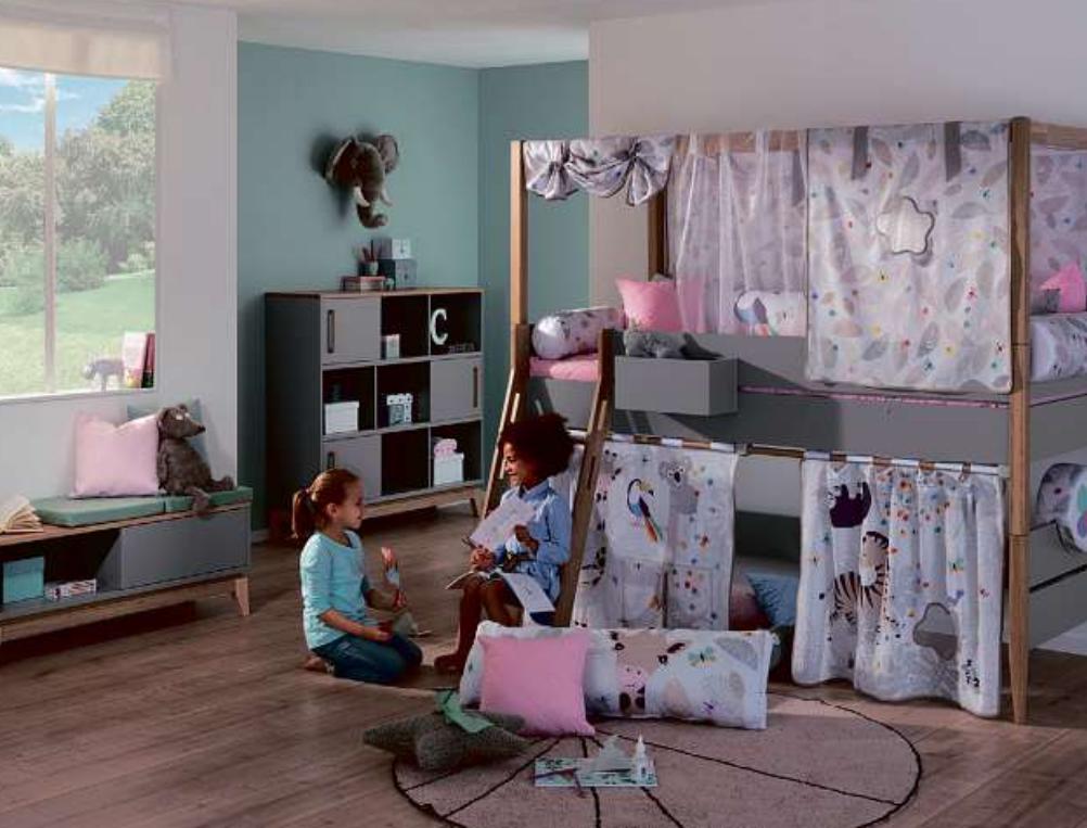 Kippsicherheit: Das ist nur eine von vielen Anforderungen an eine kindersichere Wohnungseinrichtung. Foto: DGM/Paidi