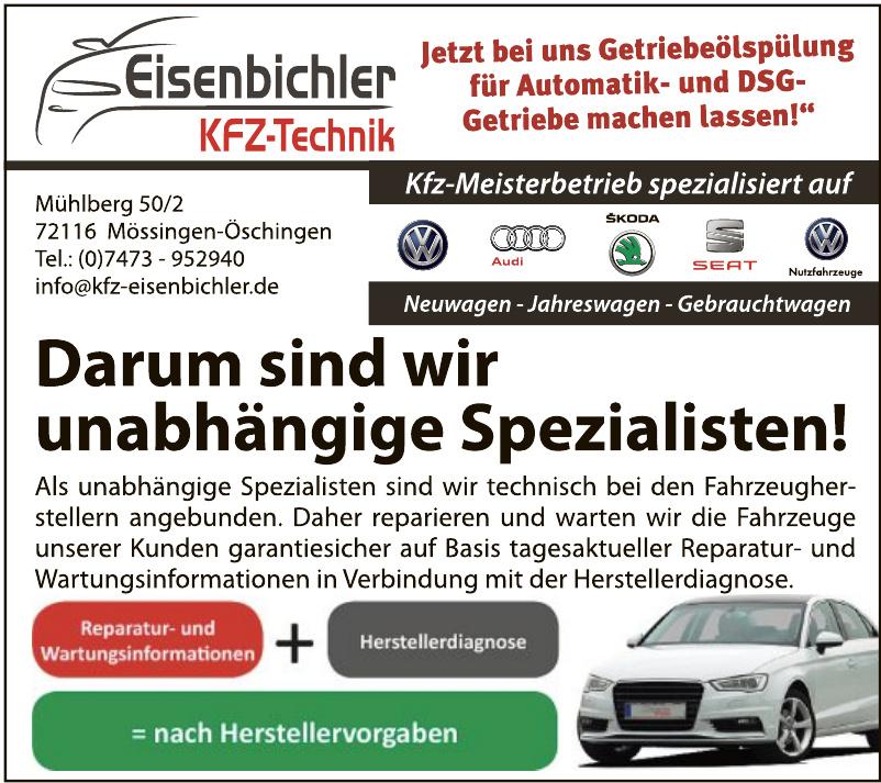 KFZ-Technik Hans Eisenbichler
