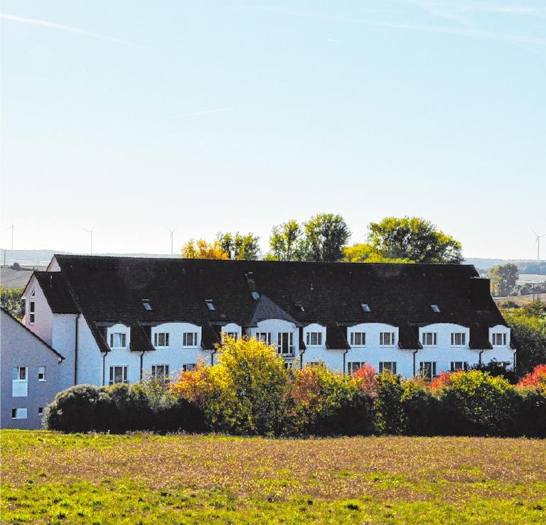 Landhotel Rügheim FOTO: MARTIN SCHWEIGER