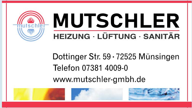 Mutschler GmbH