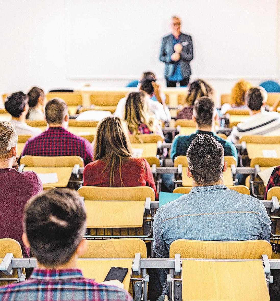 Vorbereitungskurse auf eidgenössische Prüfungen werden vom Bund finanziell unterstützt. Bild: GettyImages