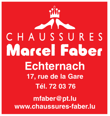 Chaussures Marcel Faber
