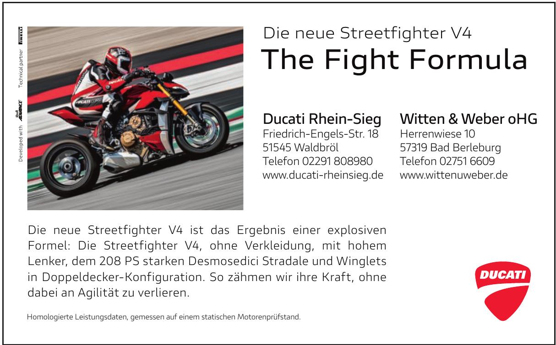 Ducati Rhein-Sieg