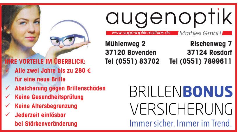 Augenoptik Mathies GmbH