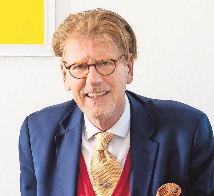 Peter Chr. Petry, Rechtsanwalt und Mediator der Kanzlei Bartels, Mehring & Petry