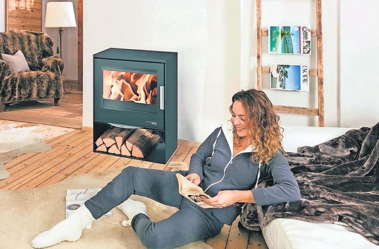 Experten helfen bei der Anschaffung einer modernen Feuerstätte. Das spart nicht nur bares Geld beim Heizen, sondern spendet auch wohlige Wärme. Foto: Union/Haas und Sohn/akz-d