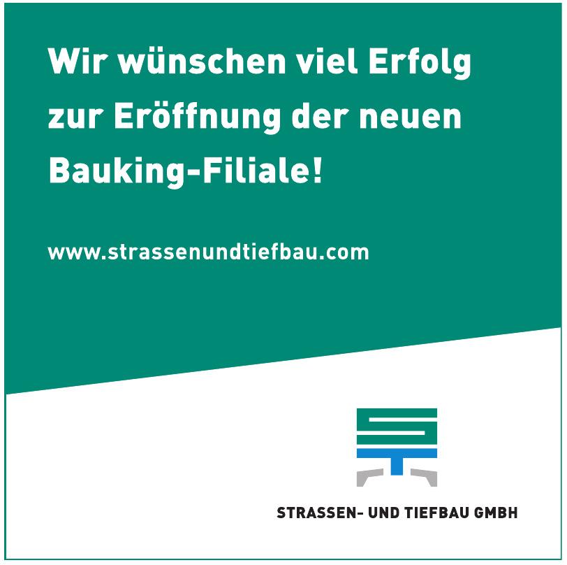Strassen- und Tiefbau GmbH