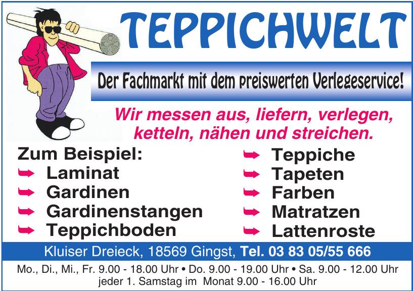 Teppichwelt Kluiser Dreieck