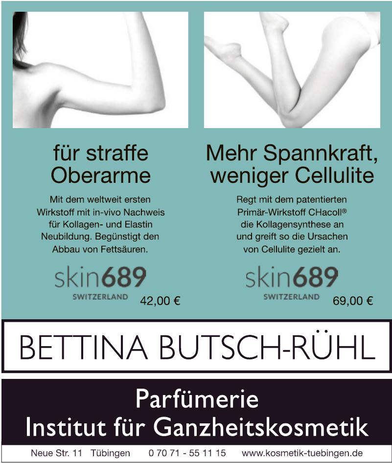 Parfümerie Institut für Ganzkosmetik