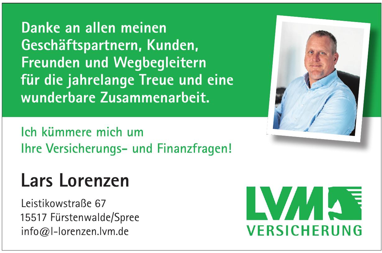 LVM-Versicherungsagentur Lars Lorenzen