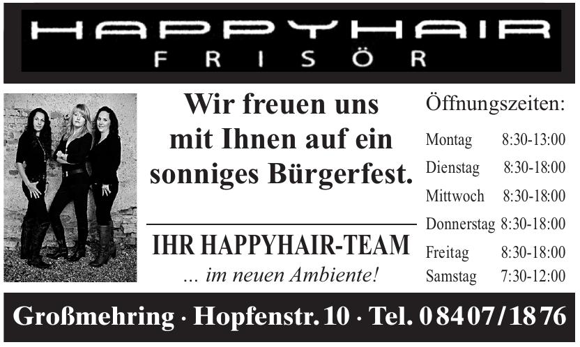 Happyhair Frisör