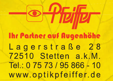 Optik Pfeiffer