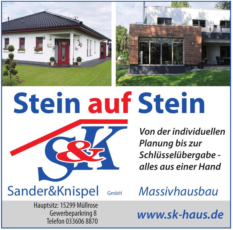 S & K Sander & Knispel GmbH