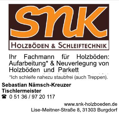 SNK Holzböden & mehr