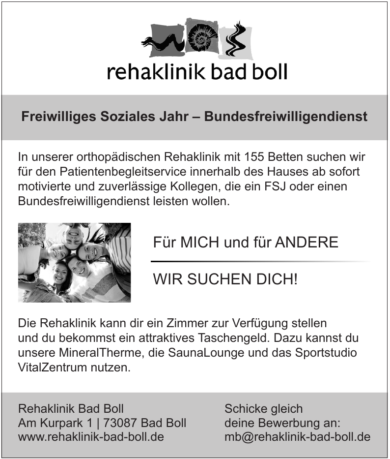 Rehaklinik Bad Boll