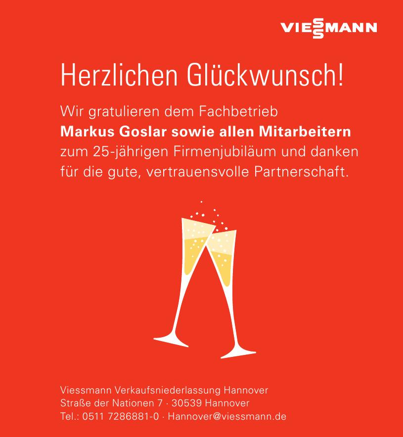 Viessmann Verkaufsniederlassung Hannover