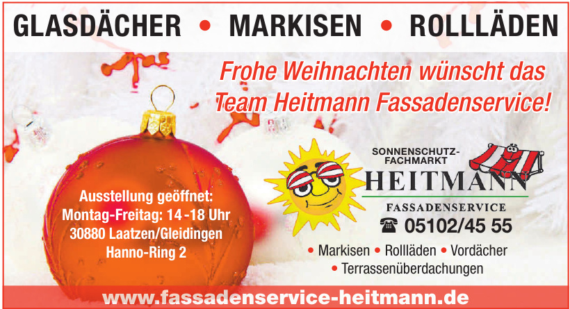 Heitmann Fassadenservice