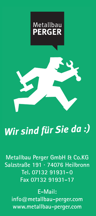 Metallbau Perger GmbH & Co.KG