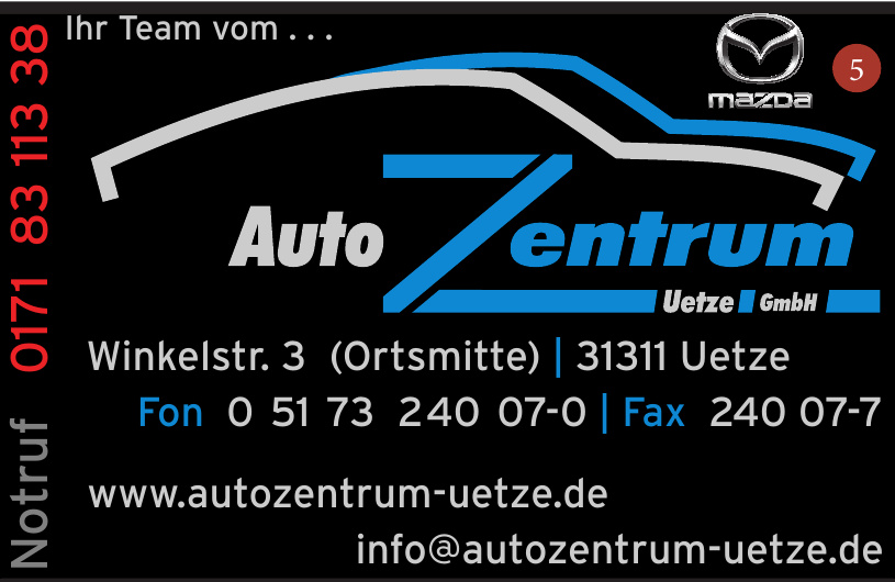 Auto Zentrum Uetze GmbH