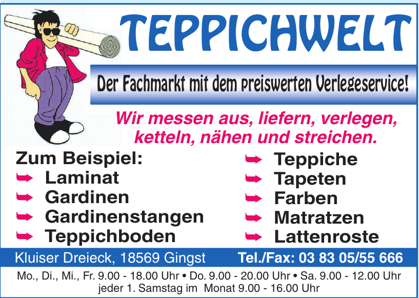 Teppichwelt