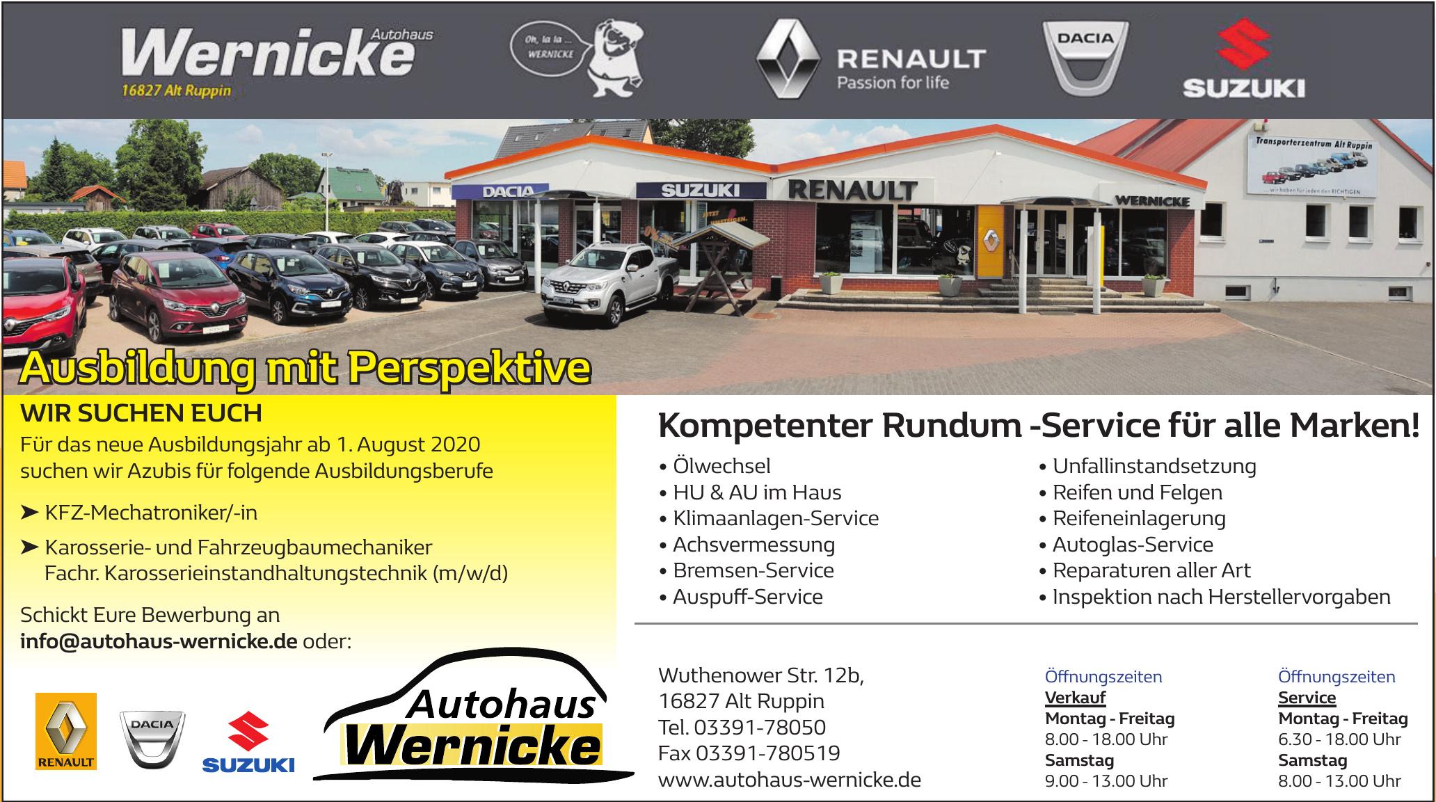 Autohaus Wernicke GmbH