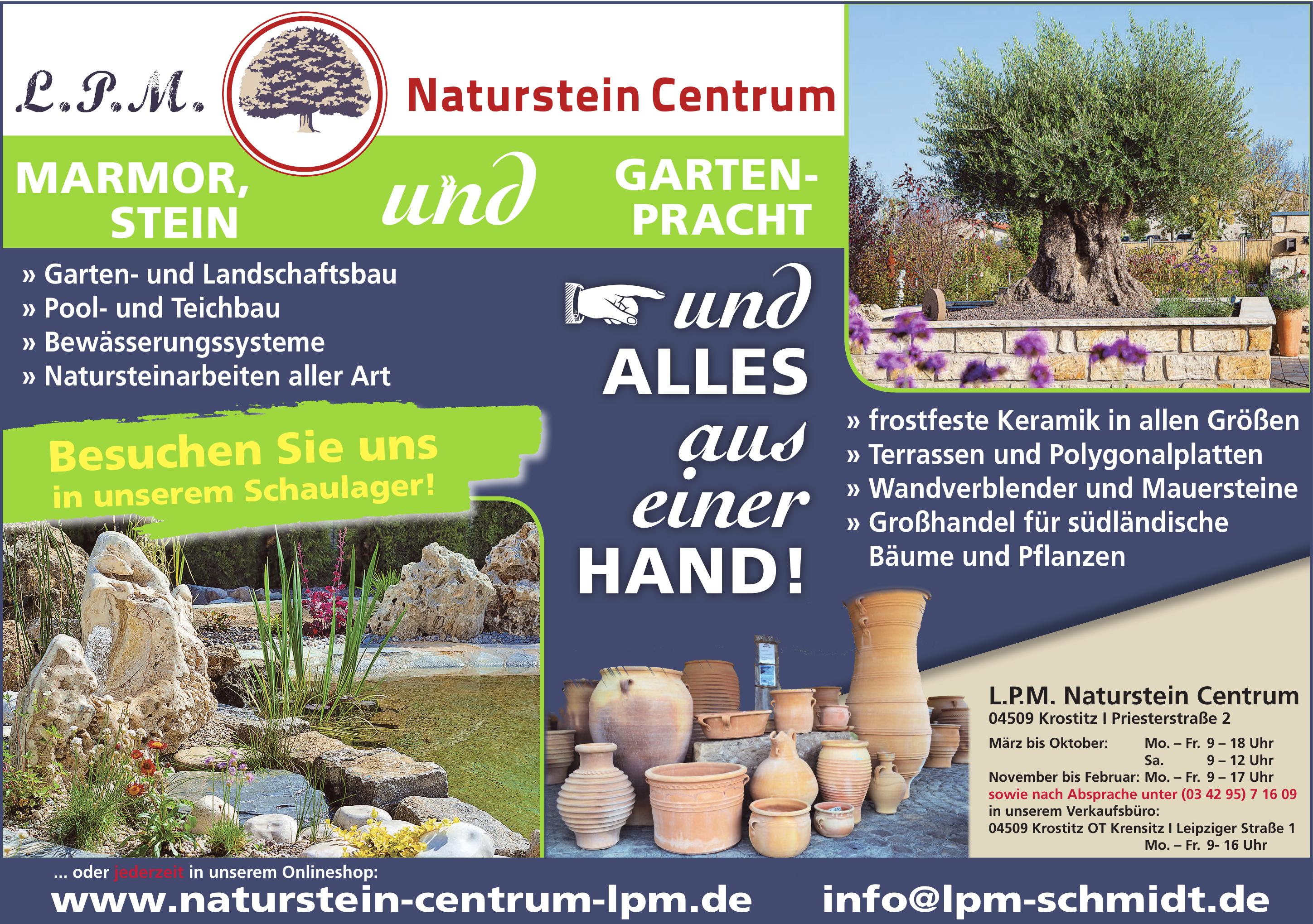 L.P.M. Naturstein Centrum