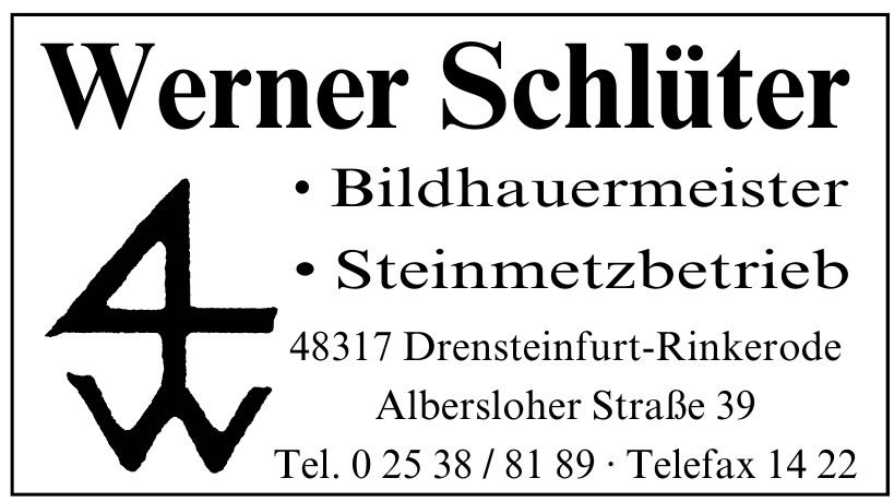 Werner Schlüter GmbH & Co. KG