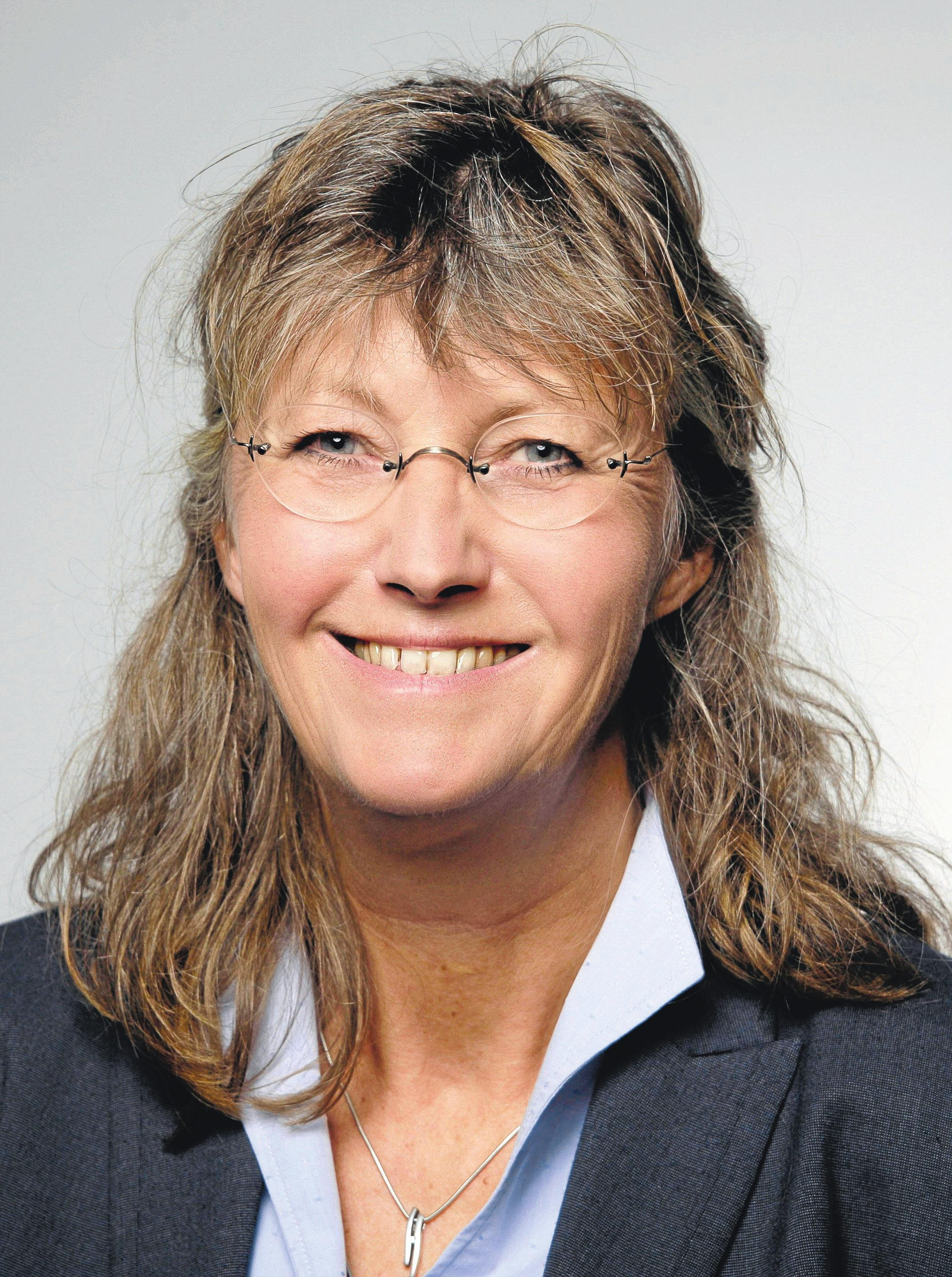 Karriereberaterin Angela Schütte gibt Tipps auf der 2. Virtuellen Berufsmesse. Foto: privat