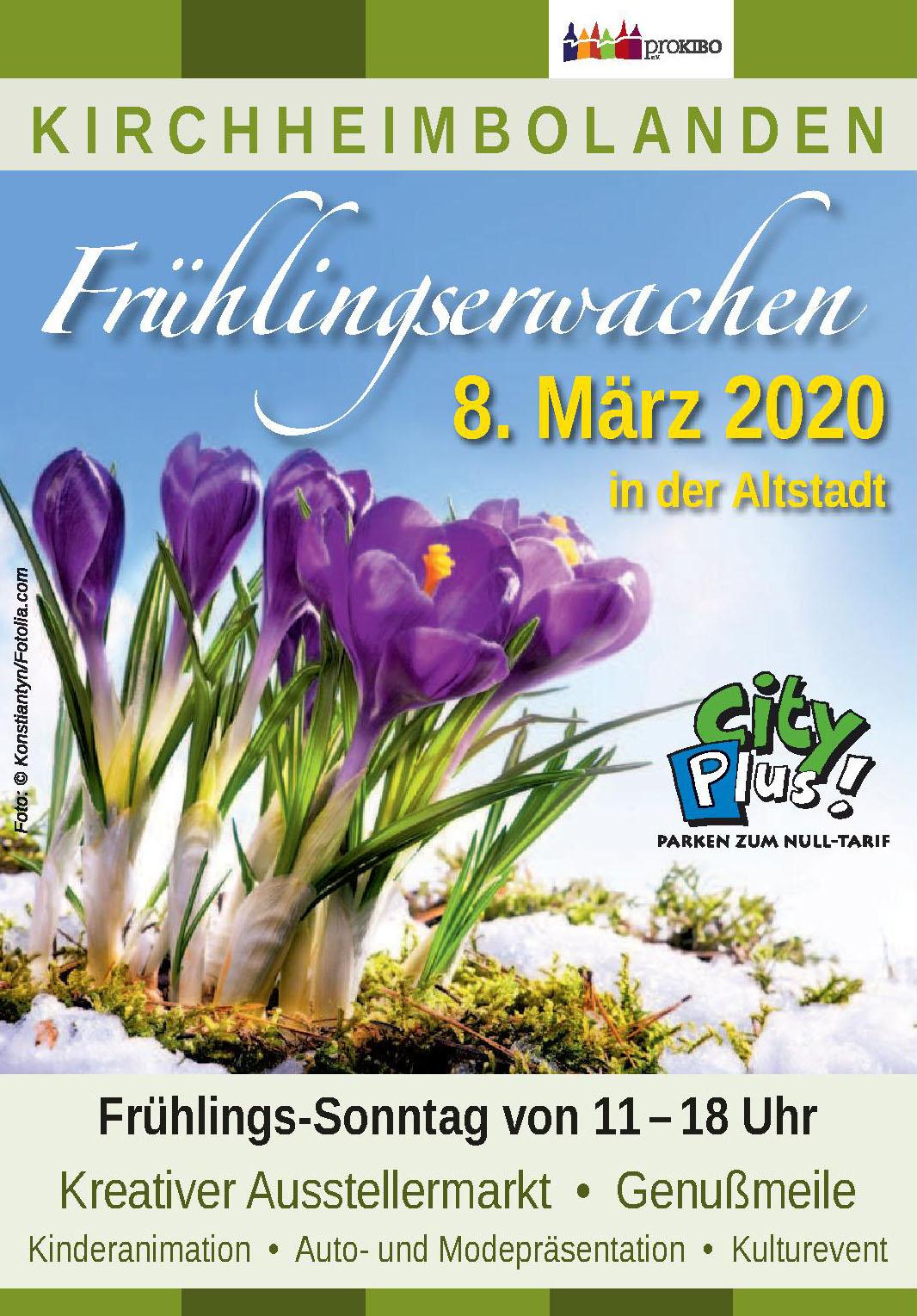 Kirchheimbolanden Frühlingemwachen