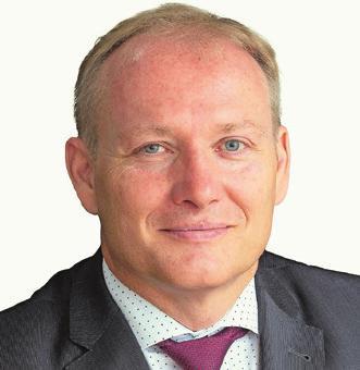 Andreas Furrer Vorsitzender der Bankleitung, Raiffeisenbank Gäu-Bipperamt