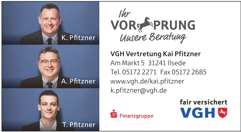 VGH Vertretung Kai Pfitzner