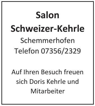 Salon Schweizer-Kehrle